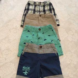 Toddler Boy Bundle Shorts
